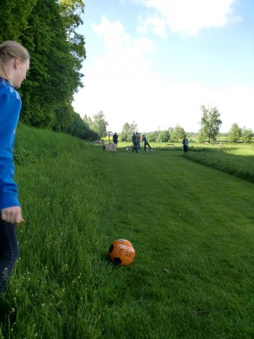 Soccergolf